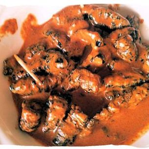 mopane worm stew source: TravelAfrica.com