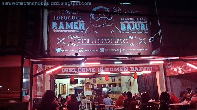 Image result for ramen bajuri