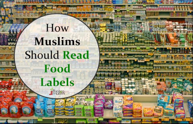 Image result for halal food labels