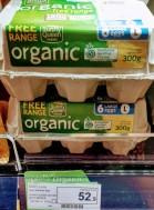 Australian Organic Eggs