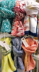 Scarves at Fair Circle