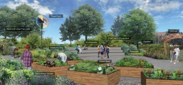 Urban Forest a Holistic Approach in Urban Food Security
