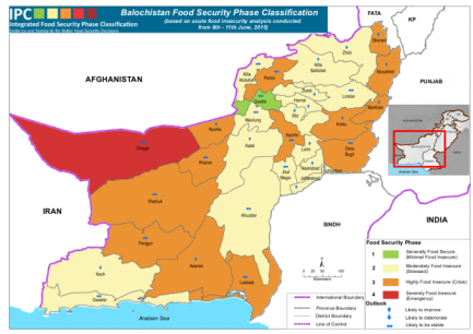 Food Security in Pakistan: Challenges and Solutions – Food