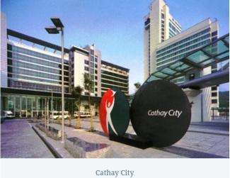 cathay city