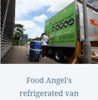 refrigerated van