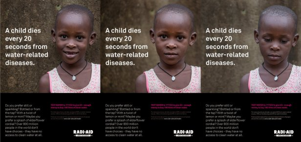 mock adverts: which image do you prefer? radi-aid